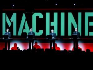 Kraftwerk: volta ao Brasil / divulgação
